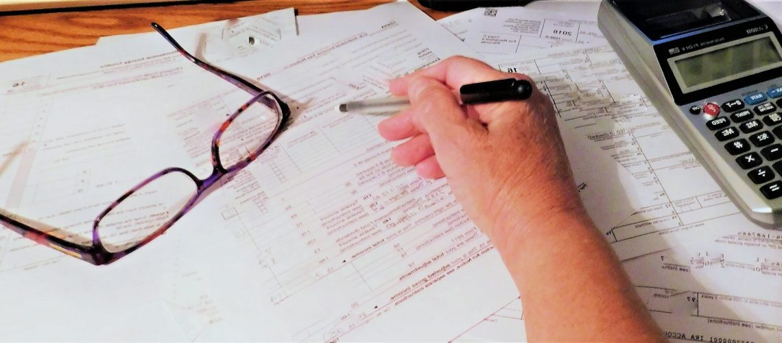Tax Preparation! Tax Time!